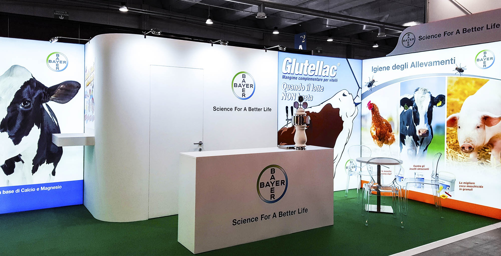 Stand eventi e convention